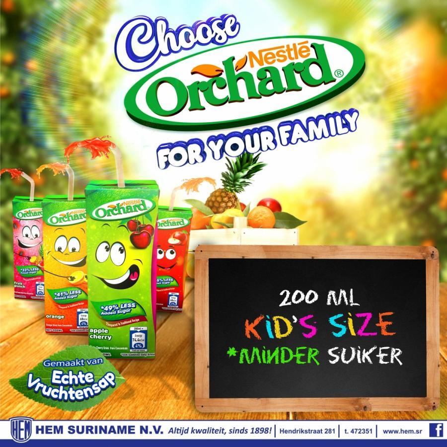 Nestle Orchard